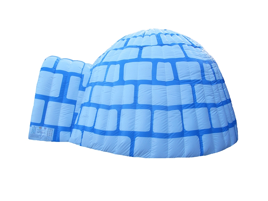 Inflatable Igloo marquee
