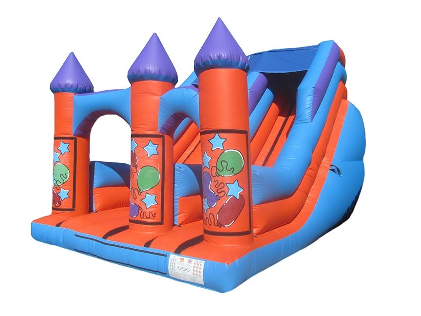 Inflatable-party-slide-compressor