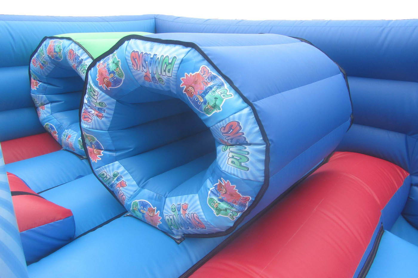 Inflatable Play Park Tunnels