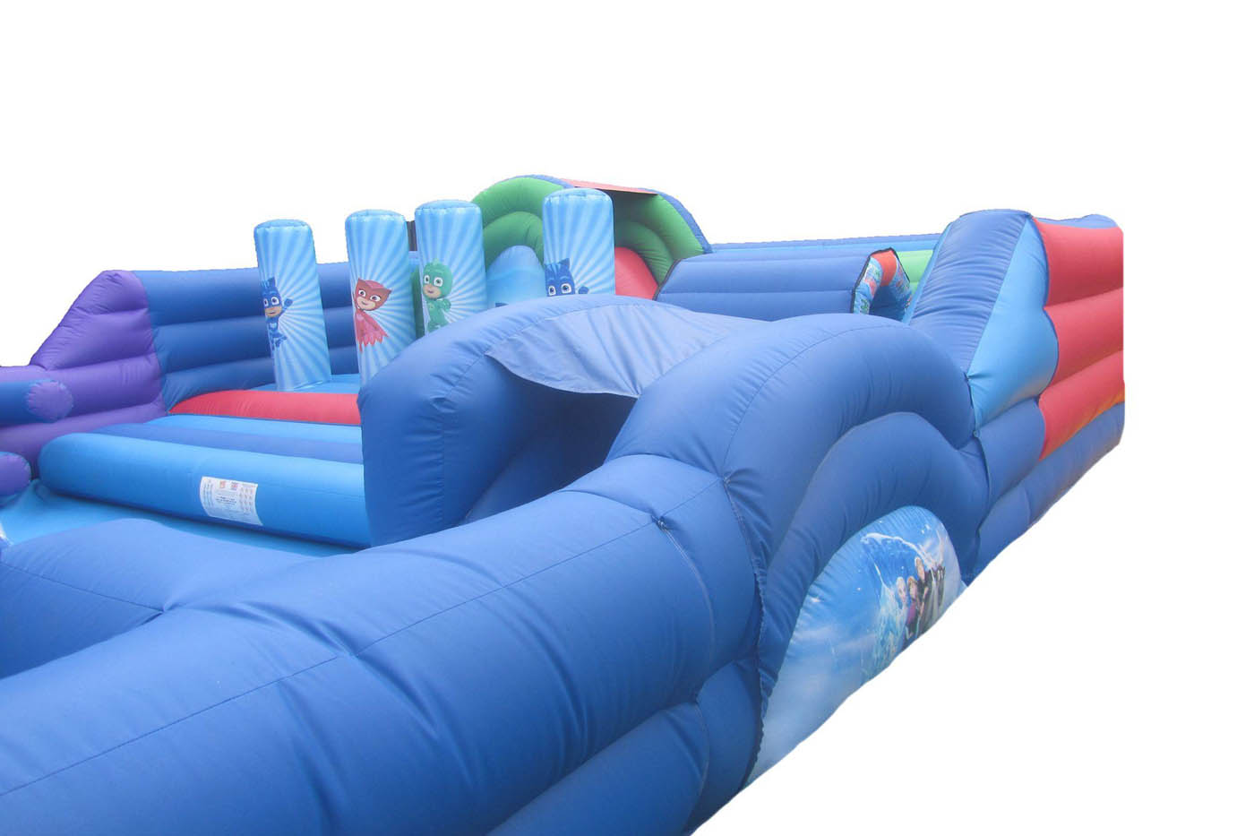Commercial Inflatable Play Park