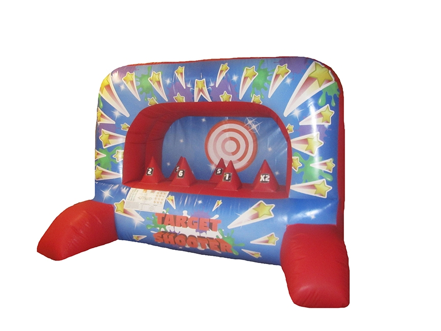 Inflatable Nerf Target Game