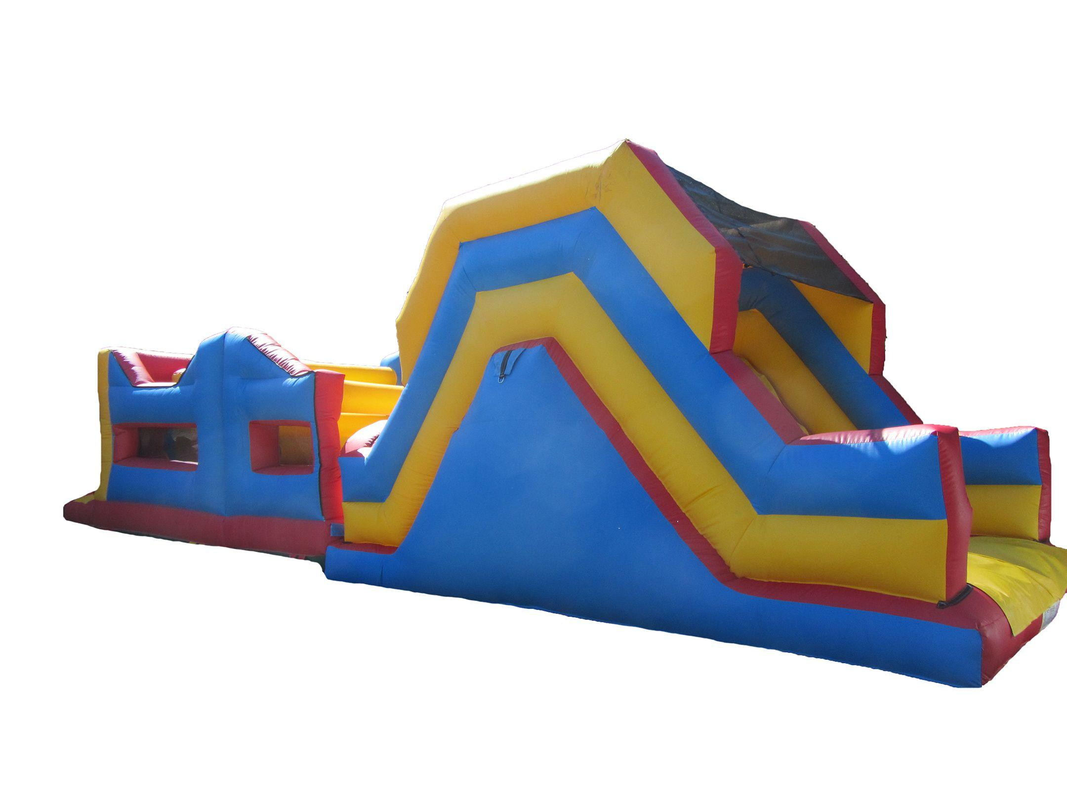 Unisex Inflatable Obstacle Course