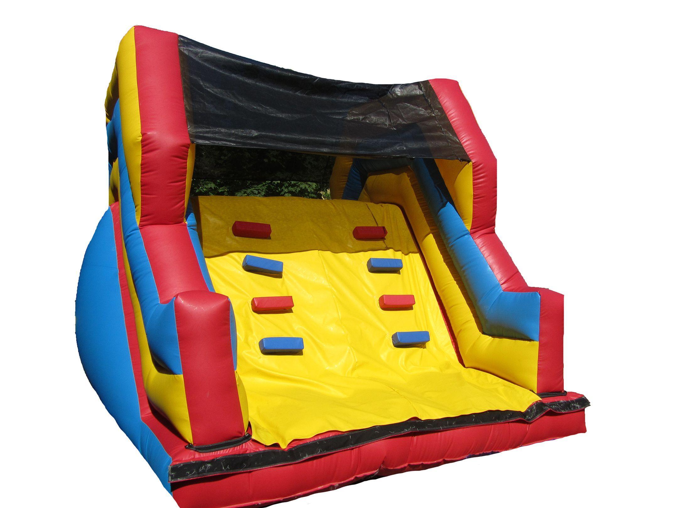 Obstacle Bouncy Slide