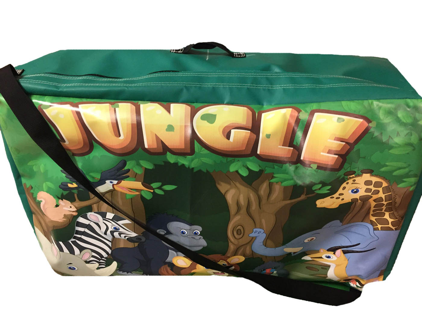 Jungle Soft Play Bag