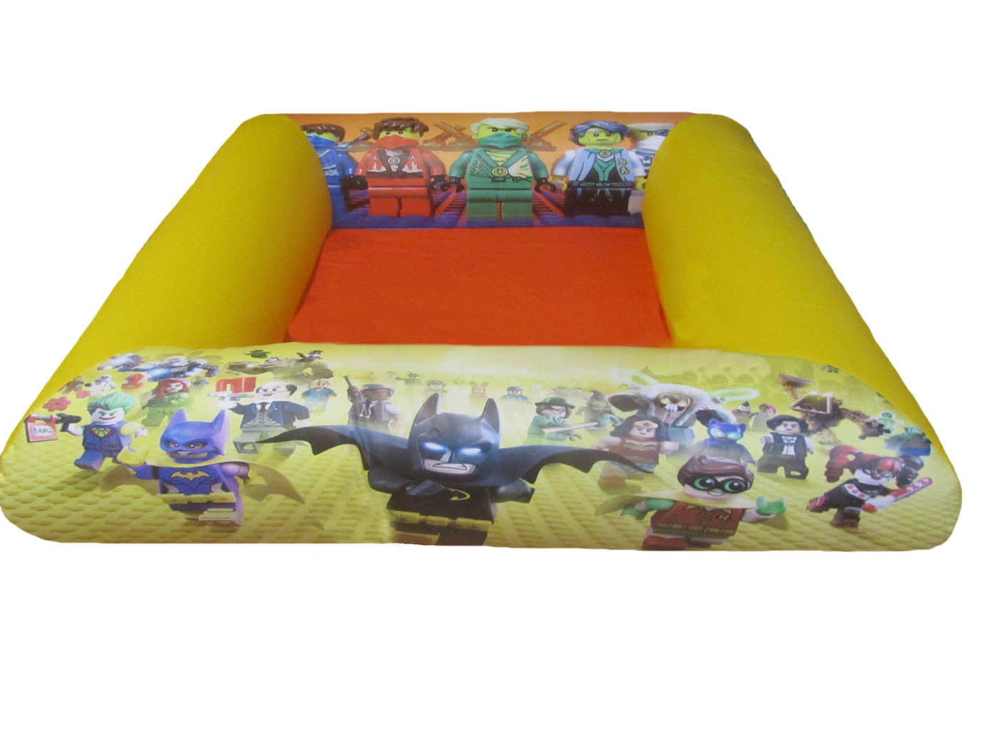 Inflatable Toddler Ball Pond