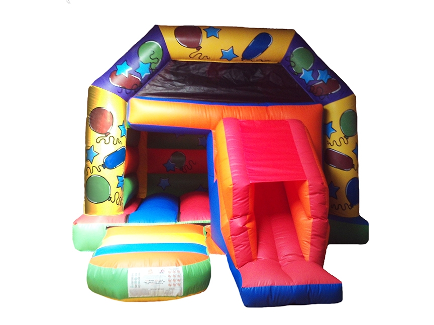 Party Combi bouncy Castle