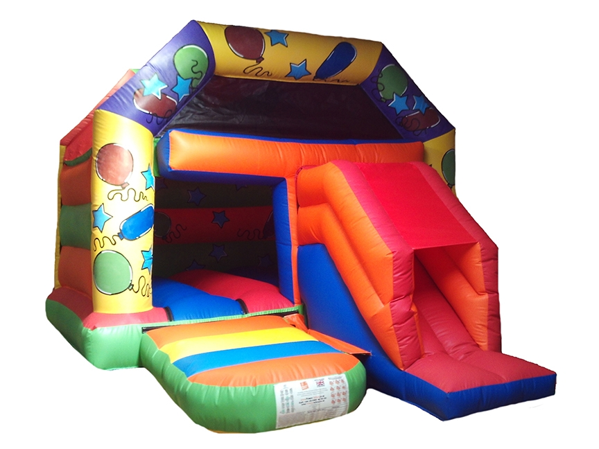 Party Combo Bouncy Castle