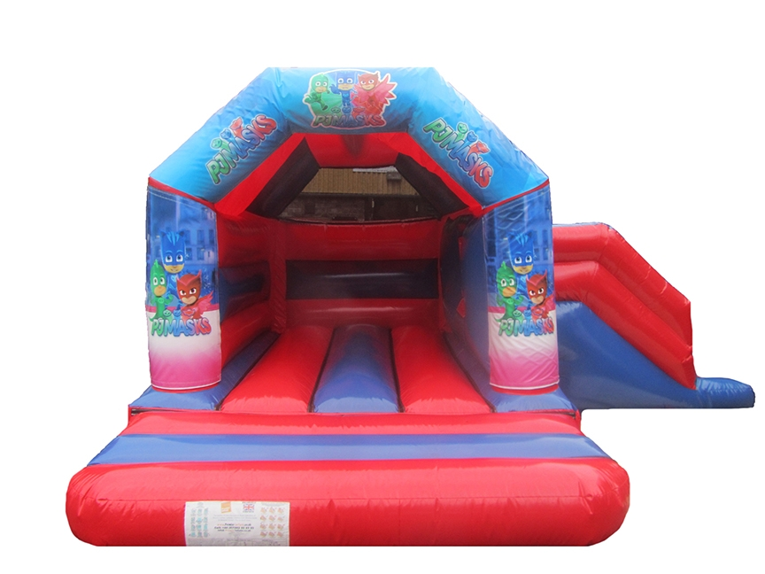 Themed Velcro Bouncy Castle