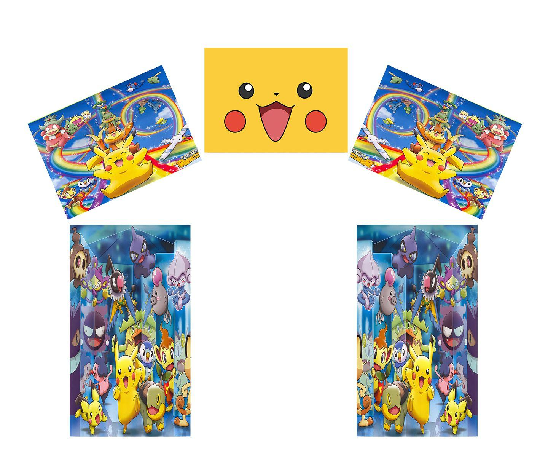 Detachable Bouncy Castle Velcro Artwork