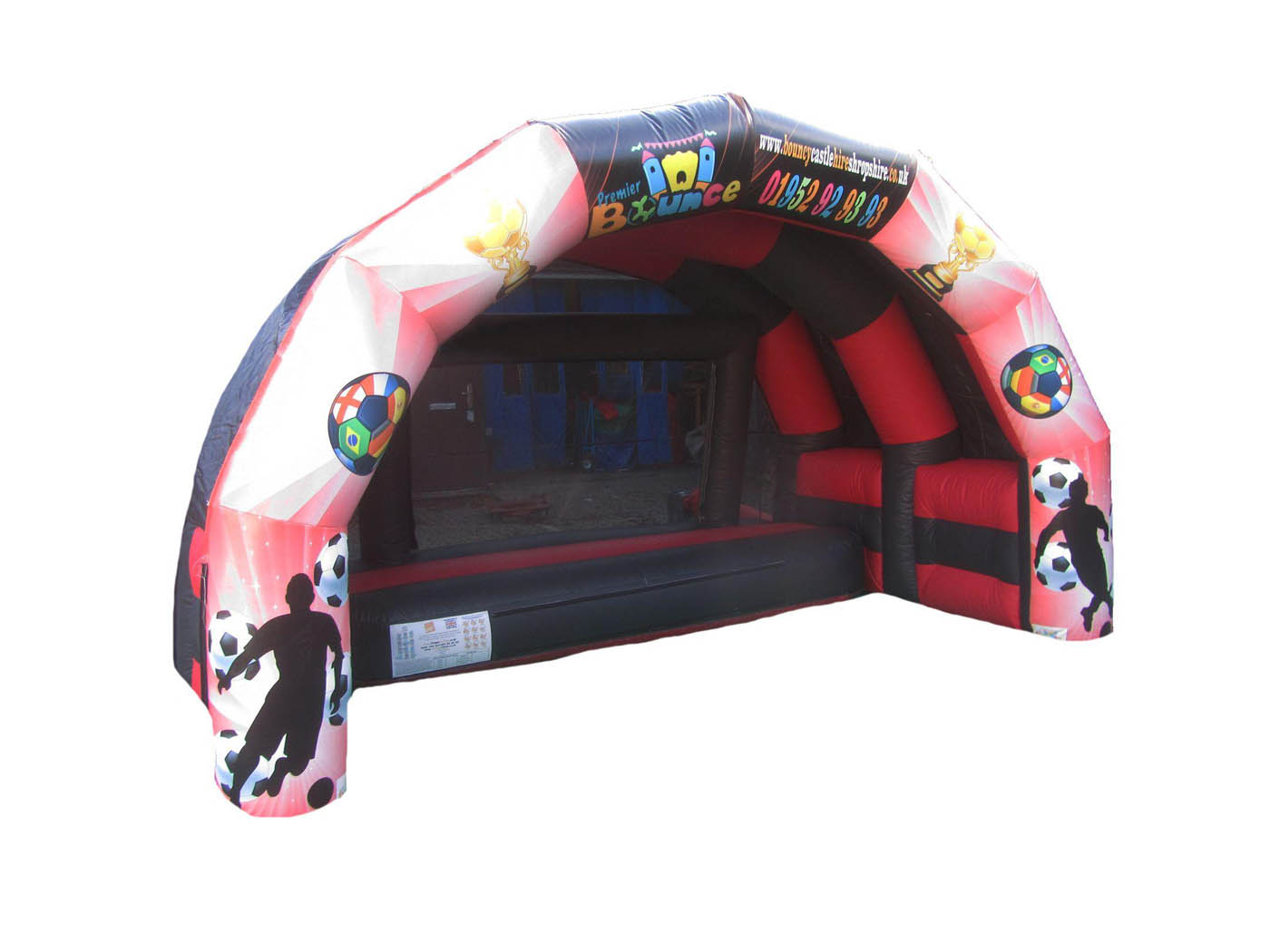Personalised Inflatable Penalty Shoot Out