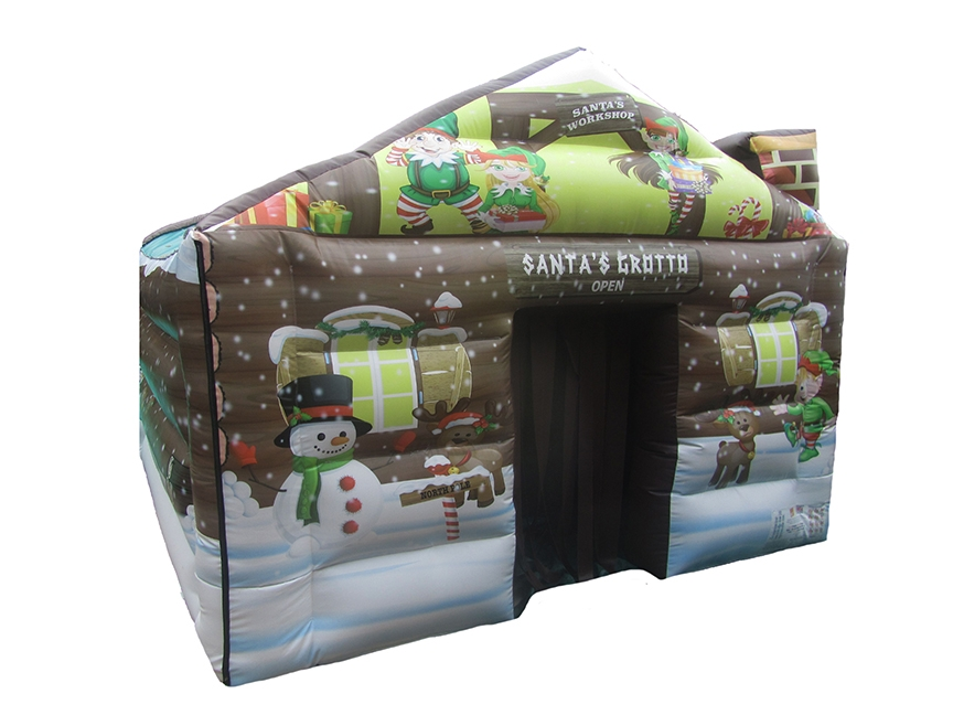 Santas Grotto & Christmas Inflatable for Sale