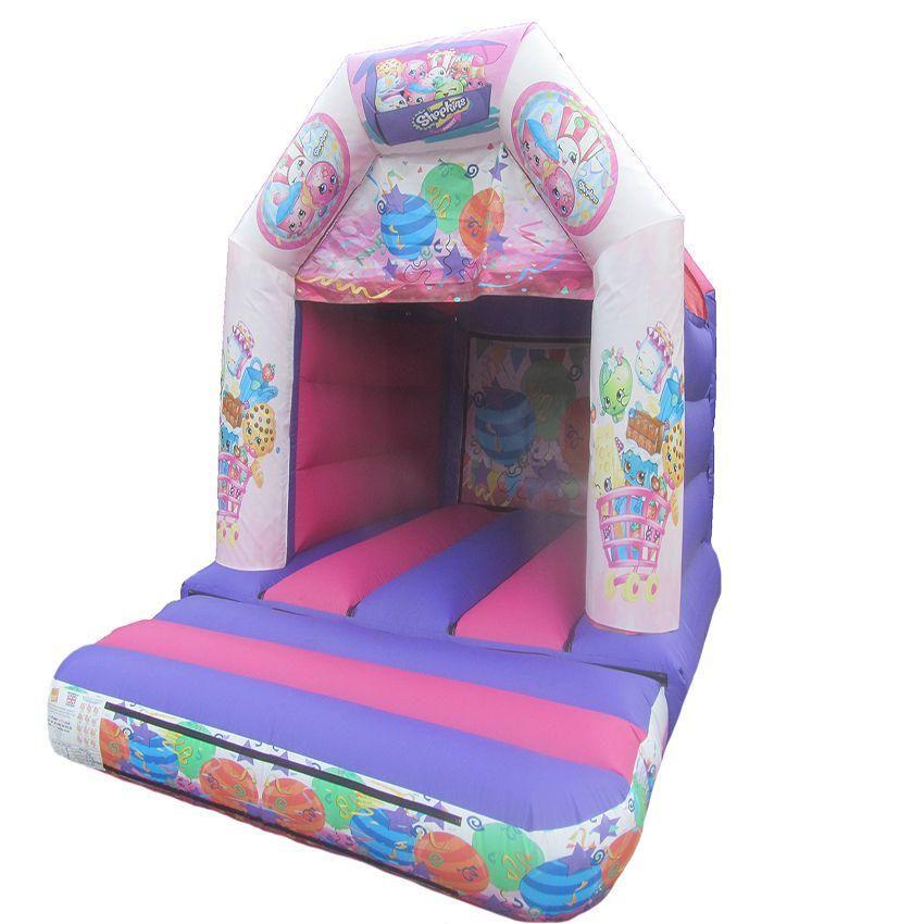 Girls Themed Commercial Bouncy Castle for Sale