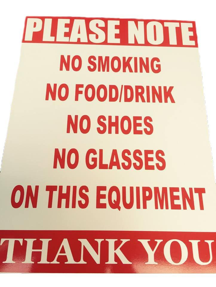 Bouncy Castle Sign