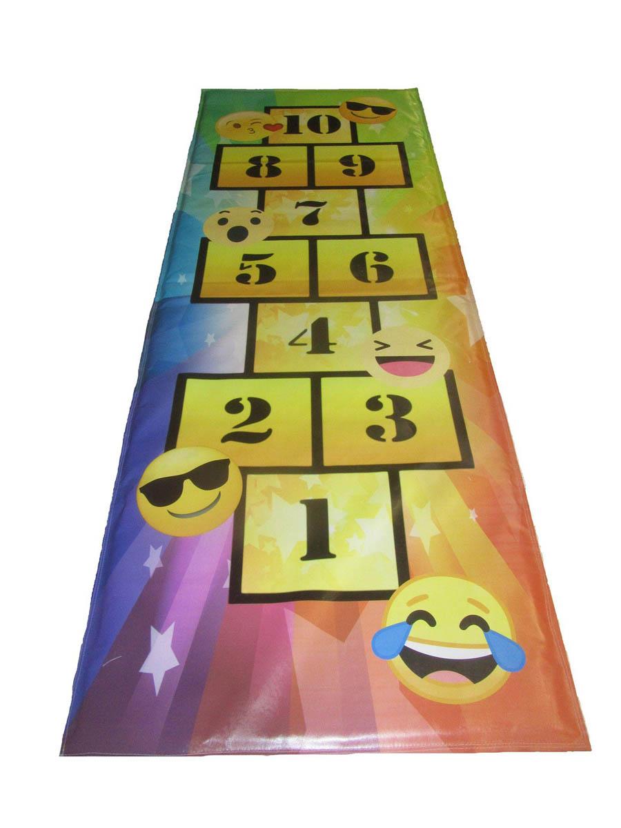 Emoji Soft Play Hopscotch Mat