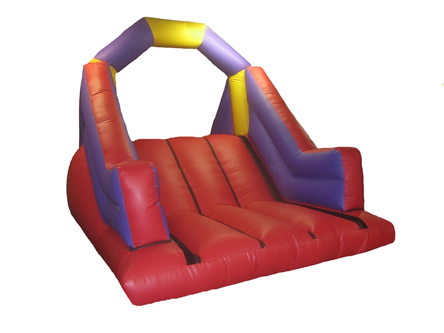 Plain Up & Over Bouncy Slide for Sale