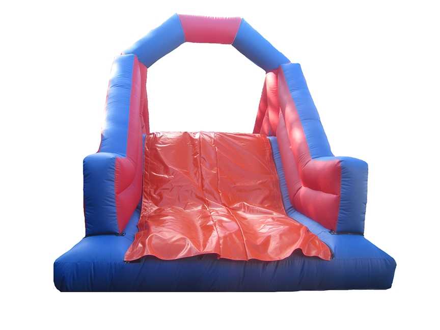 Up & Over Bouncy Slide
