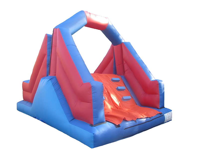 Inflatable Up & Over Bouncy Slide