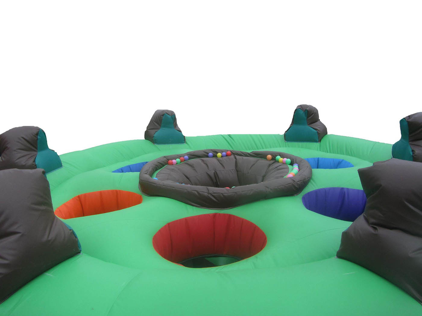Inflatable Whack A Mole Activity Game